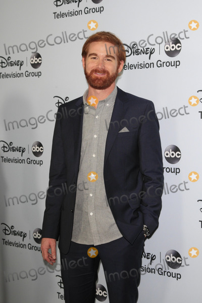 Andrew Santino Photo - PASADENA CA - JAN 17 Andrew Santino at the ABCDisney TCA Winter Press Tour party at The Langham Huntington Hotel on January 17 2014 in Pasadena CACredit Martin Smithface to face