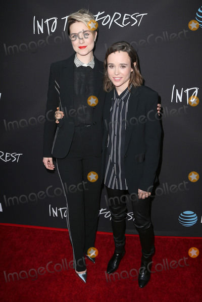 Ellen Page Photo - 22 June 2016 - Hollywood California - Evan Rachel Wood Ellen Page Into The Forest Los Angeles Premiere held at ArcLight Hollywood Photo Credit F SadouAdMedia