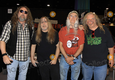 Kentucky Headhunters Photo - June 7 2012 - Nashville TN - Country stars and fans came together at the CMA Music Festival Fan Fair Hall where fans were able to meet their favorite stars and get autographs and photos Photo credit Dan Harr  AdMedia