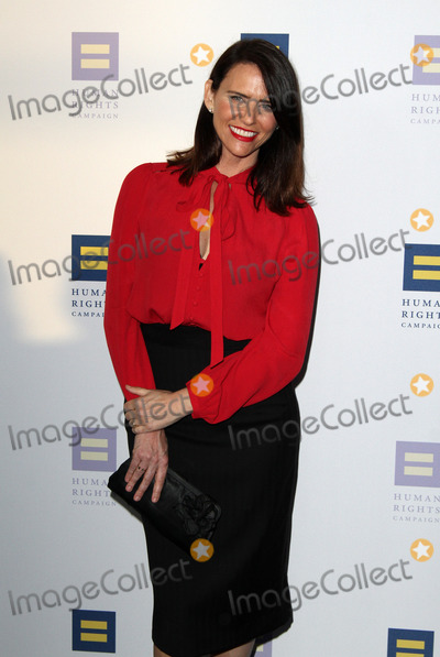 Amy Landecker Photo - 18 March 2017 - Los Angeles California - Amy Landecker The Human Rights Campaign 2017 Los Angeles Gala Dinner held at the JW Marriott LA Live Photo Credit AdMedia