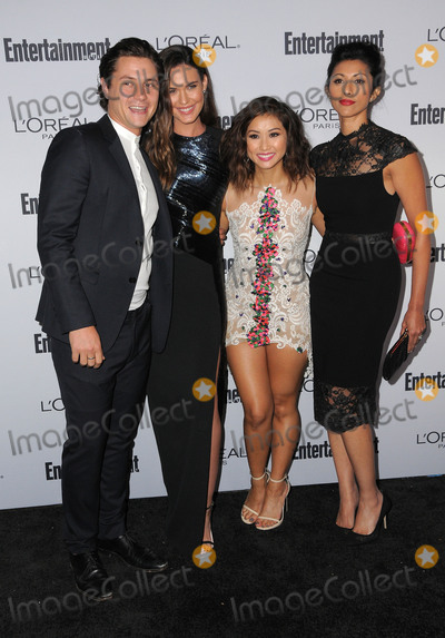 Augustus Prew Photo - 16 September 2016 - West Hollywood California - Augustus Prew Odette Annable Brenda Song and Reshma Shetty 2016 Entertainment Weekly Pre-Emmy Party held at Nightingale Plaza Photo Credit Birdie ThompsonAdMedia