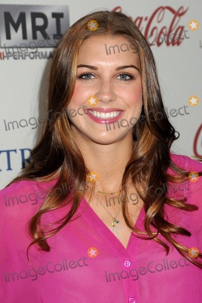 Alex Morgan Photo - 12 January 2013 - Los Angeles California - Alex Morgan Gold Meets Golden Pre Golden Globes Event held at Equinox West LA Photo Credit Byron PurvisAdMedia