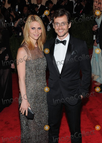 Claire Danes Photo - 06 May 2013 - New York New York- Claire Danes Hugh Dancy PUNK Chaos To Couture Costume Institute Gala held at the Metropolitan Museum of Art Photo Credit Christopher SmithAdMedia