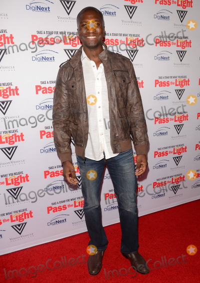 Adetokumboh MCormack Photo - 02 February 2015 - Hollywood Ca - Adetokumboh MCormack Arrivals for Pass the Light Los Angeles premiere held at The ArcLight Cinemas Photo Credit Birdie ThompsonAdMedia