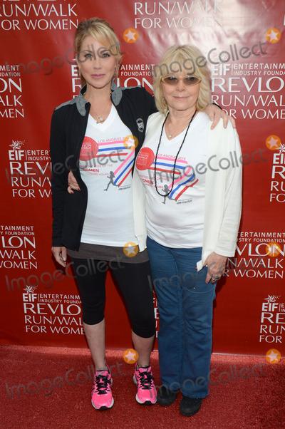 Nancy Priddy Photo - 10 May 2014 - Los Angeles California - Christine Applegate and Nancy Priddy 2014 21st Annual EIF Revlon Run Walk For Women held at the Los Angeles Memorial Coliseum Photo Credit Tonya WiseAdMedia