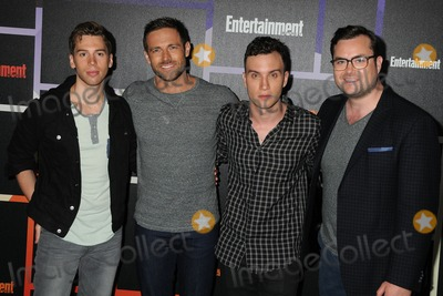 Ari Millen Photo - 26 July 2014 - San Diego California - Jordan Gavaris Dylan Bruce Ari Millen Kristian Bruun Entertainment Weeklys Annual Comic-Con Celebration 2014 held at Float Lounge at the Hard Rock Hotel Photo Credit Byron PurvisAdMedia