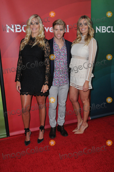 Ashley Wirkus Photo - 17 January 2017 - Pasadena California - Ashley Wirkus Kyle Cooke Lauren Wirkus 2017 NBCUniversal Winter Press Tour held at the Langham Huntington Hotel Photo Credit Birdie ThompsonAdMedia