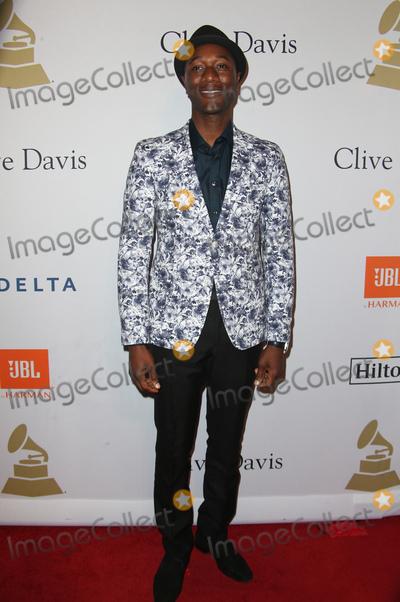 Aloe Blacc Photo - 11 February 2016 -  Beverly Hills California - Aloe Blacc Pre-GRAMMY Gala and Salute to Industry Icons Honoring Debra Lee held at The Beverly Hilton Hotel Photo Credit Faye SadouAdMedia