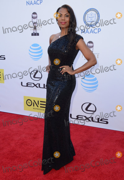 Omarosa Photo - 05 February  - Pasadena Ca - Omarosa Arrivals for the 47th NAACP Image Awards Presented By TV One held at Pasadena Civic Auditorium Photo Credit Birdie ThompsonAdMedia