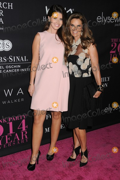 Maria Shriver Photo - 18 October 2014 - Santa Monica California - Katherine Schwarzenegger Maria Shriver Elyse Walkers 10 Year Anniversary Pink Party held at Santa Monica Airport Hangar 8 Photo Credit Byron PurvisAdMedia