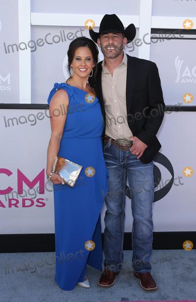 Aaron Watson Photo - 02 April 2017 - Las Vegas Nevada -  Aaron Watson 2017 Academy Of Country Music Awards held at T-Mobile Arena Photo Credit MJTAdMedia