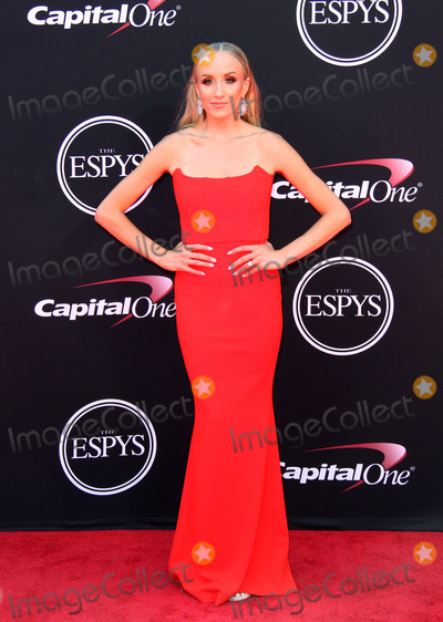 Nastia Liukin Photo - 12 July 2017 - Los Angeles California - Nastia Liukin 2017 ESPYS Awards Arrivals held at the Microsoft Theatre in Los Angeles Photo Credit AdMedia