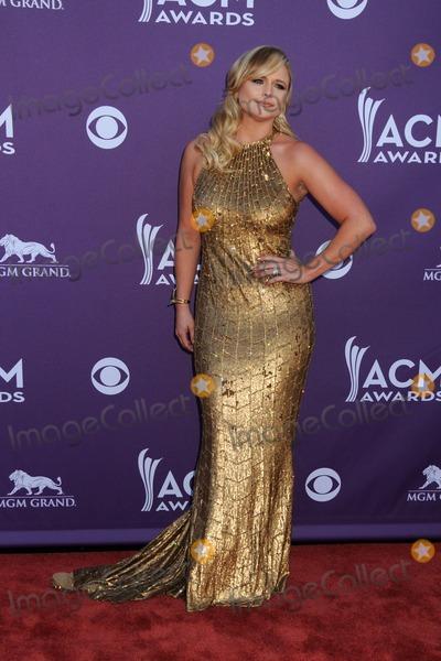 Miranda Lambert Photo - 1 April 2012 - Las Vegas Nevada - Miranda Lambert 47th Annual Academy of Country Music Awards held at the MGM Grand Photo Credit Byron PurvisAdMedia