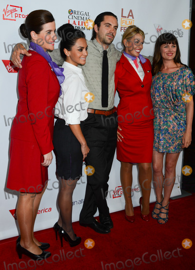 Rhys Coiro Photo - 11 June 2012 - Los Angeles California - Rhys Coiro Departure Date Premiere during the 2012 Los Angeles Film Festival is a short film from Virgin America Virgin Atlantic Virgin Australia and a Virgin Produced film at 35000 feet held at Regal Cinemas LA LIVE Photo Credit Birdie ThompsonAdMedia