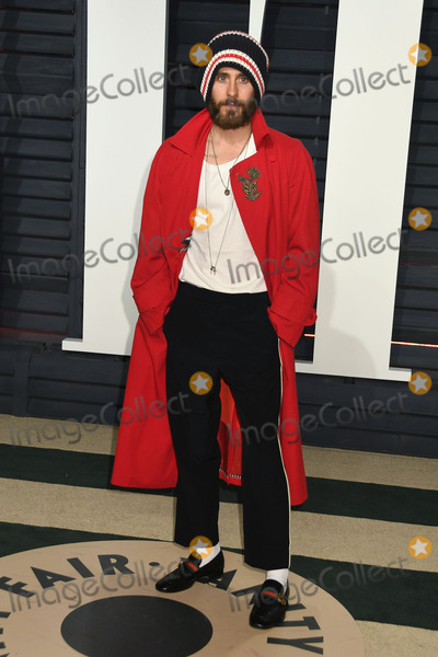 Jared Leto Photo - 26 February 2017 - Beverly Hills California - Jared Leto 2017 Vanity Fair Oscar Party held at the Wallis Annenberg Center Photo Credit Byron PurvisAdMedia