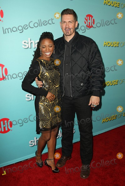 Steve Howey Photo - 05 January 2015 - Los Angeles Shanola Hampton Steve Howey Showtime New Seasons Shameless House of Lies Episodes Held at Cecconis Photo Credit FSadouAdMedia