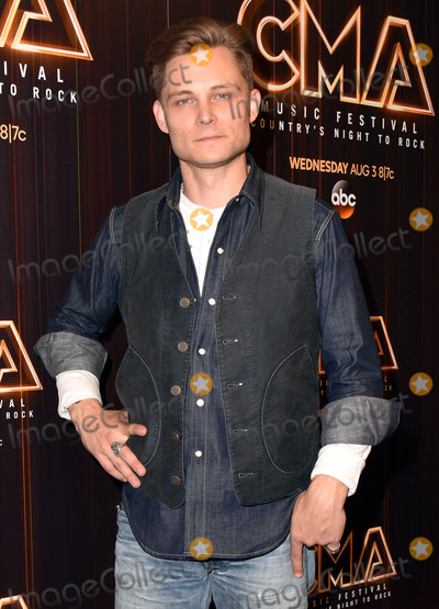 Frankie Ballard Photo - 10 June 2016 - Nashville Tennessee - Frankie Ballard 2016 CMA Music Festival Nightly Press Conference held at Nissan Stadium Photo Credit AdMedia