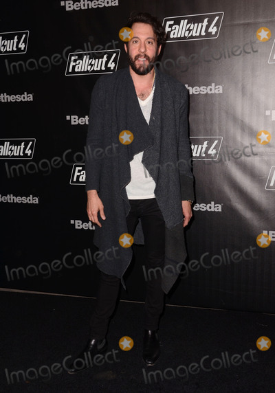 Jonathan Kite Photo - 05 November - Los Angeles Ca - Jonathan Kite Arrivals for the official launch party of the video game Fallout 4 held at a private location in Downtown LA Photo Credit Birdie ThompsonAdMedia