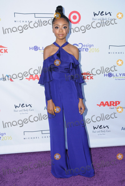 Skai Jackson Photo - 16 July 2016 - Pacific Palisades California Skai Jackson Arrivals for HollyRod Foundations 18th Annual DesignCare Gala held at Private Residence in Pacific Palisades Photo Credit Birdie ThompsonAdMedia