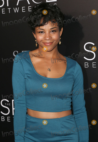 Aasha Davis Photo - 17 January 2017 - Hollywood California - Aasha Davis The Space Between Us Los Angeles Premiere held ArcLight Hollywood Photo Credit F SadouAdMedia