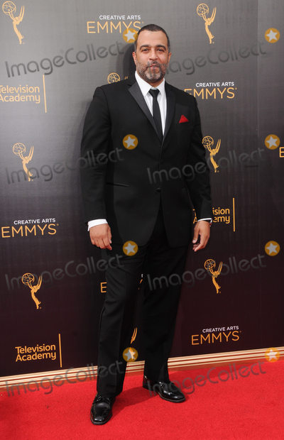 Anthony Mendez Photo - 10 September 2016 - Los Angeles California Anthony Mendez 2016 Creative Arts Emmy Awards - Day 1 held at Microsoft Theater Photo Credit Birdie ThompsonAdMedia