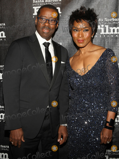 Courtney B Vance Photo - 05 January 2014 - Santa Barbara California - Angela Bassett Courtney B Vance Santa Barbara International Film Festivals 8th Annual Kirk Douglas Award For Excellence In Film honoring Forest Whitaker held at The Bacara Resort and Spa Photo Credit Kevan BrooksAdMedia