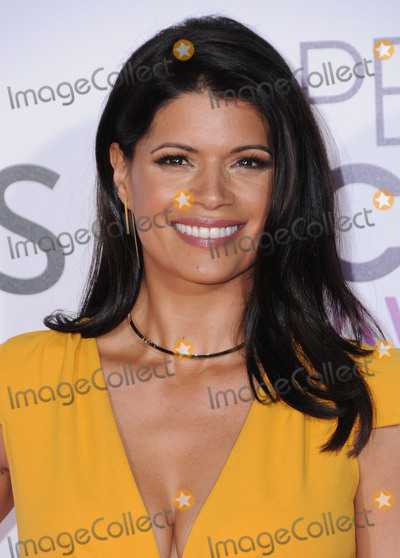 Andrea Navedo Photo - 18 January 2017 - Los Angeles California - Andrea Navedo 2017 Peoples Choice Awards 2017 held at the Microsoft Theater Photo Credit Birdie ThompsonAdMedia