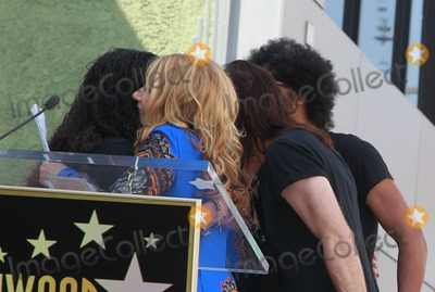 Jerry Cantrell Photo - 25 September 2012 - Hollywood California - Ann  Nancy Wilson of Heart with members William Duvall Sean Kinney Jerry Cantrell and Mike Inez of Alice in Chains Ann Wilson Nancy Wilson Heart is honored with a Hollywood Star Held On The Hollywood Walk of Fame Hollywood Photo Credit Kevan BrooksAdMedia