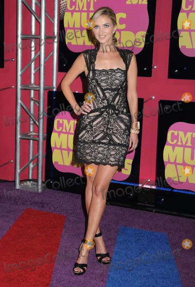 Sarah Darling Photo - 06 June 2012 - Nashville Tennessee - Sarah Darling 2012 CMT Music Awards held at Bridgestone Arena Photo Credit Laura FarrAdMedia