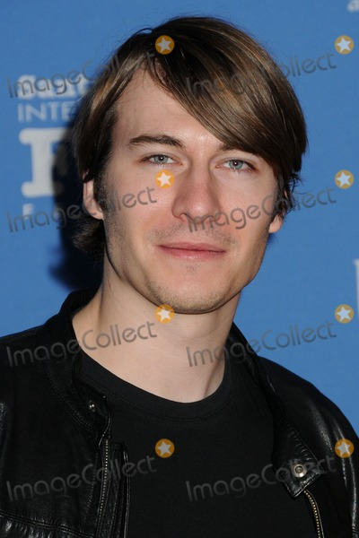 Andrew Napier Photo - 31 January 2015 - Santa Barbara California - Andrew Napier 30th Annual Santa Barbara International Film Festival - Modern Master Award held at The Arlington Theatre Photo Credit Byron PurvisAdMedia