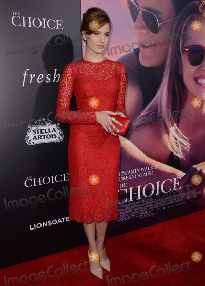 Maggie Grace Photo - 01 February  - Hollywood Ca - Maggie Grace Arrivals for the Los Angeles special screening of The Choice held at Arclight Hollywood Photo Credit Birdie ThompsonAdMedia