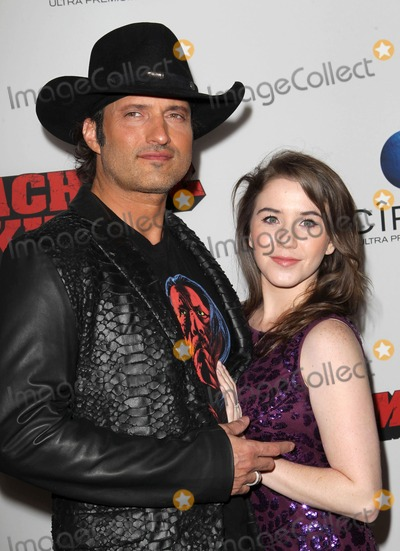 Marci Madison Photo - 2 October 2013 - Los Angeles California - Robert Rodriguez Marci Madison Premiere Of Open Road Films Machete Kills  Held at Regal Cinemas LA Live Photo Credit Kevan BrooksAdMedia