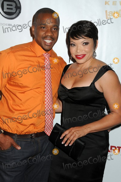Tisha Campbell Photo - 7 September 2011 - West Hollywood California - Tisha Campbell-Martin Kevin Harts Laugh At My Pain Los Angeles Premiere held at the Pacific Design Center Photo Credit Byron PurvisAdMedia