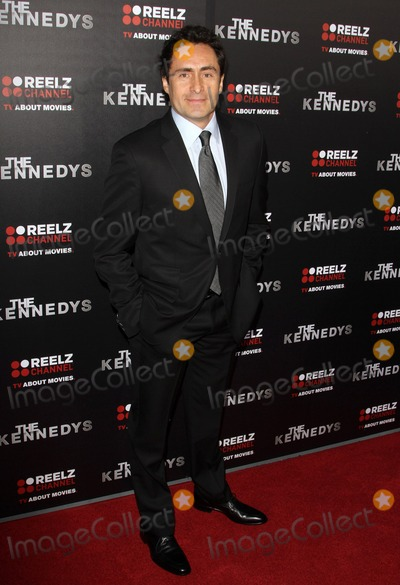 Kennedy Photo - 28  March 2011 - Beverly Hills California - Demian Bichir The Kennedys World Premiere Held At The AMPAS Samuel Goldwyn Theater Photo Kevan BrooksAdMedia