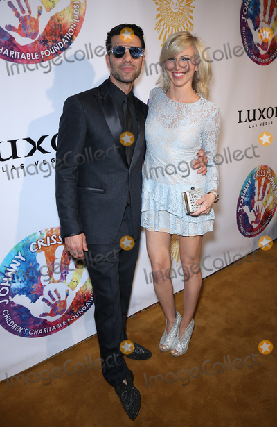 Debbie Gibson Photo - 12 September 2016 - Las Vegas Nevada -  Criss Angel Debbie Gibson  Criss Angel HELP Charity event to raise funds for Pediatric Cancer Research at Luxor Photo Credit MJTAdMedia