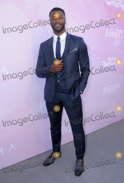 Aldis Hodge Photo - 28 January 2017 - Hollywood California - Aldis Hodge 2017 Varietys Celebratory Awards Nominees Brunch held at The Dolby Theater Photo Credit Birdie ThompsonAdMedia