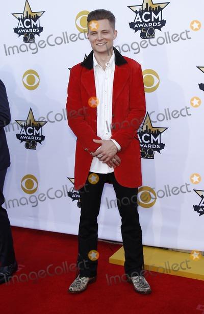 Frankie Ballard Photo - 19 April 2015 - Arlington Texas - Frankie Ballard 50th Academy Of Country Music Awards held at ATT Stadium Photo Credit MJTAdMedia