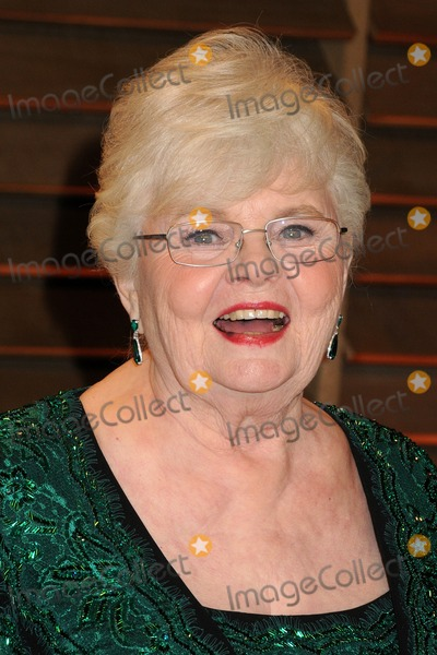 June Squibb Photo - 02 March 2014 - West Hollywood California - June Squibb 2014 Vanity Fair Oscar Party following the 86th Academy Awards held at Sunset Plaza Photo Credit Byron PurvisAdMedia