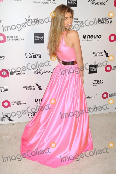 Amy Willerton Photo - 22 February 2015 - West Hollywood California - Amy Willerton 23rd Annual Elton John Oscar Viewing Party held at West Hollywood Park Photo Credit Byron PurvisAdMedia