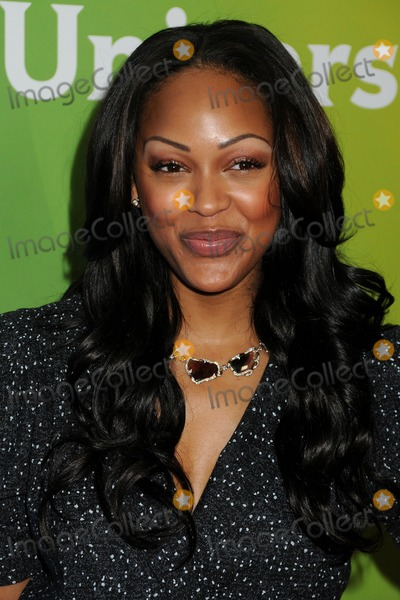 Meagan Goode Photo - 6 January 2013 - Pasadena California - Meagan Good NBC Universal 2013 Winter Press Tour - Day 1 held at the Langham Huntington Hotel  Spa Photo Credit Byron PurvisAdMedia