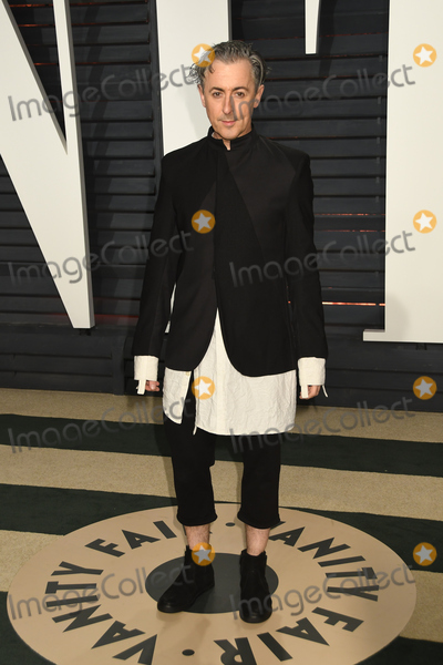 Alan Cumming Photo - 26 February 2017 - Beverly Hills California - Alan Cumming 2017 Vanity Fair Oscar Party held at the Wallis Annenberg Center Photo Credit Byron PurvisAdMedia