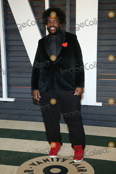 Ahmir-Khalib Thompson Photo - 22 February 2015 - Beverly Hills California - Ahmir Khalib Thompson Questlove 2015 Vanity Fair Oscar Party Hosted By Graydon Carter following the 87th Academy Awards held at the Wallis Annenberg Center for the Performing Arts Photo Credit AdMedia