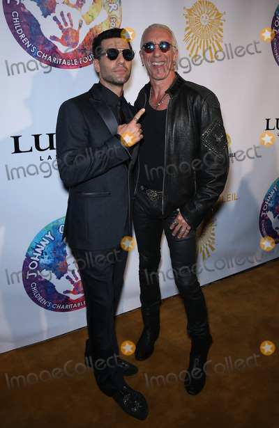 Dee Snider Photo - 12 September 2016 - Las Vegas Nevada - Criss Angel Dee Snider  Criss Angel HELP Charity event to raise funds for Pediatric Cancer Research at Luxor Photo Credit MJTAdMedia