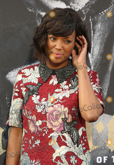 Aisha Tyler Photo - 08 May 2017 - Hollywood California - Aisha Tyler King Arthur Legend Of The Sword Los Angeles Premiere held at TCL Chinese Theatre Photo Credit AdMedia