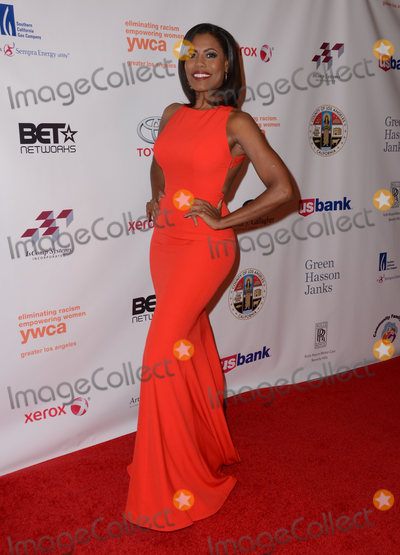 Omarosa Photo - 13 November - Los Angeles Ca - Omarosa Manigault Arrivals for the YWCA Greater Los Angeles 13th Annual Rhapsody Gala held at The Beverly Wilshire Hotel Photo Credit Birdie ThompsonAdMedia