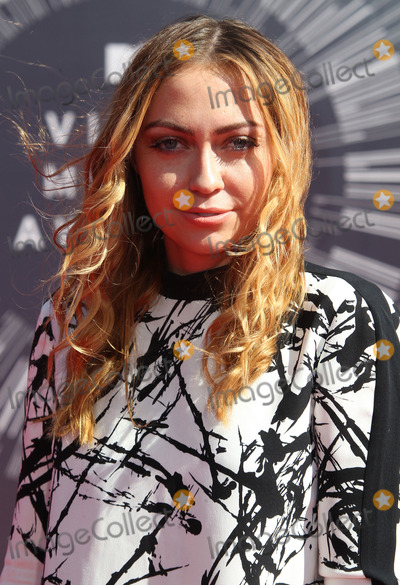 Brandi Cyrus Photo - 24 August  2014 - Inglewood California - Brandi Cyrus 2014 MTV Video Music Awards held at The Forum Photo Credit F SadouAdMedia