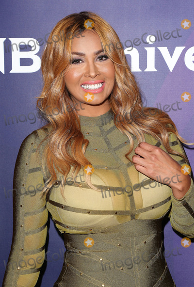 Somaya Reece Photo - 01 April 2016 - Westlake Village California - Somaya Reece 2016 NBCUniversal Summer Press Day held at Four Seasons Hotel Westlake Village Photo Credit SammiAdMedia