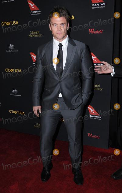 LUKE HEMSWORTH Photo - 28 January 2017 - Hollywood California - Luke Hemsworth 2017 GDay Black Tie Gala held at The Dolby Theater Photo Credit Birdie ThompsonAdMedia