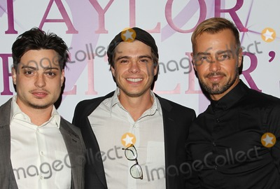 Andrew Lawrence Photo - 25 October 2014 - Studio City California - Andrew Lawrence Matthew Lawrence Joey Lawrence Actress Taylor Spreitlers 21 In The City Birthday Party Held at CBS Studio Photo Credit FSadouAdMedia