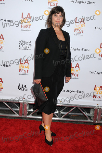 Amanda Marsalis Photo - 11 June 2014 - Los Angeles California - Amanda Marsalis 20th Annual Los Angeles Film Festival Opening Night Premiere of Snowpiercer held at Regal Cinemas LA Live Photo Credit Byron PurvisAdMedia